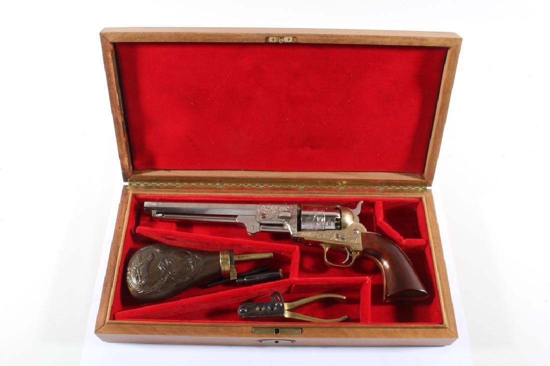 ASM Italian Colt Dragoon .44 Percussion Revolver