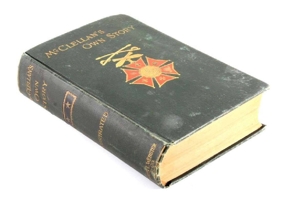 McClellan's Own Story First Edition 1887