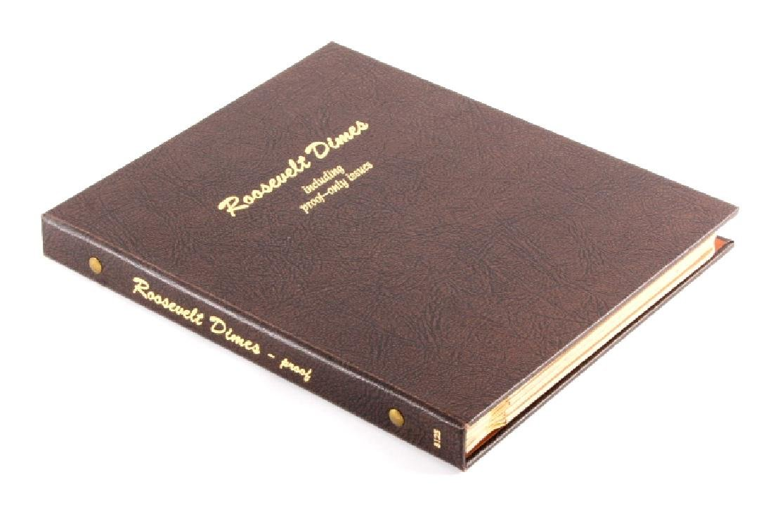 Complete Set Roosevelt Dimes 1946-2013