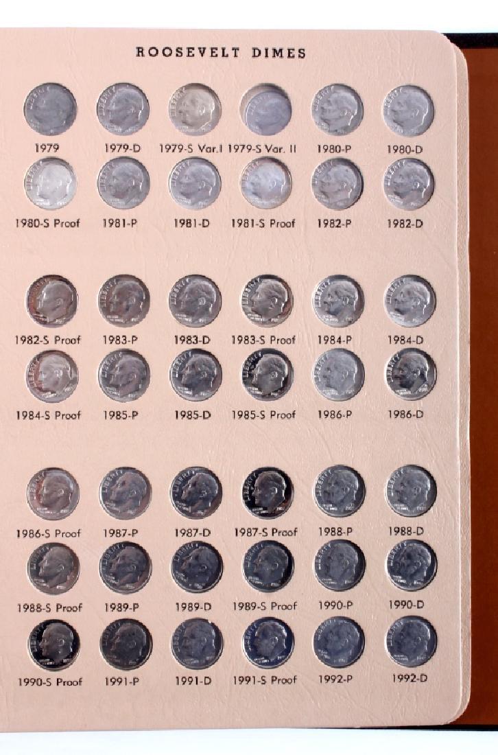 Complete Set Roosevelt Dimes 1946-2013 - 5