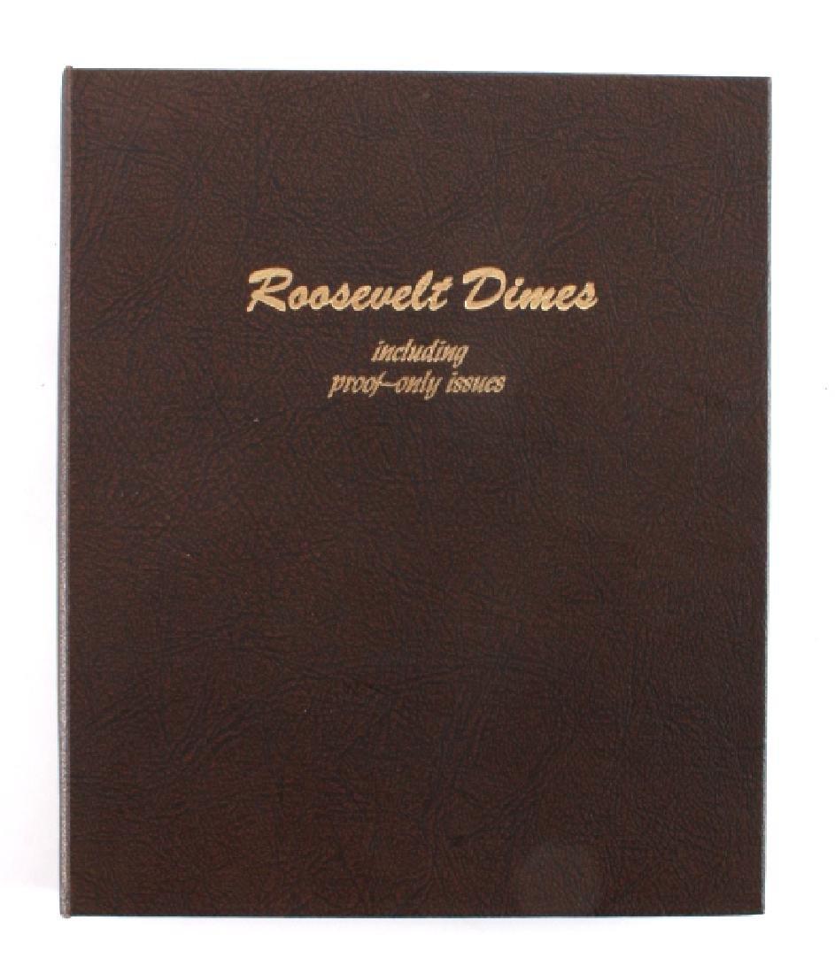 Complete Set Roosevelt Dimes 1946-2013 - 7