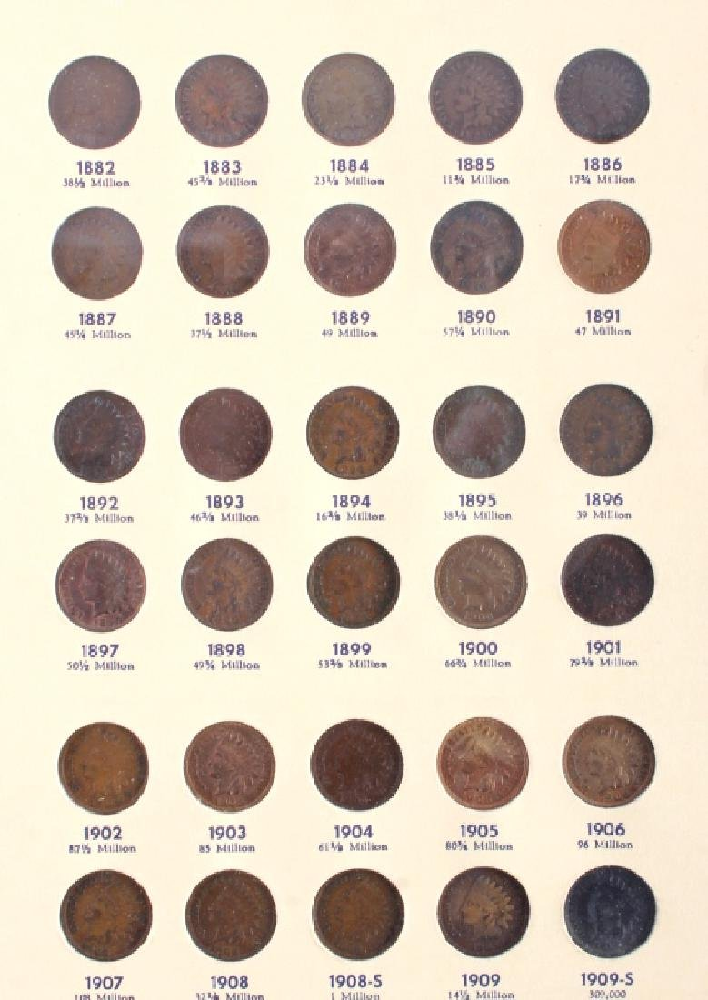 Flying Eagle & Indian Head Cent Collection - 7
