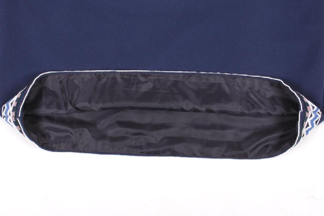 Ojibwa Indian Beaded War Shirt EXCELLENT - 15