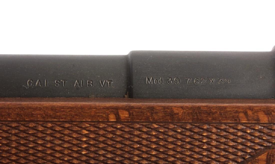 F.N. Herstal Model 1894 7.62x39 Bolt Action Rifle - 12