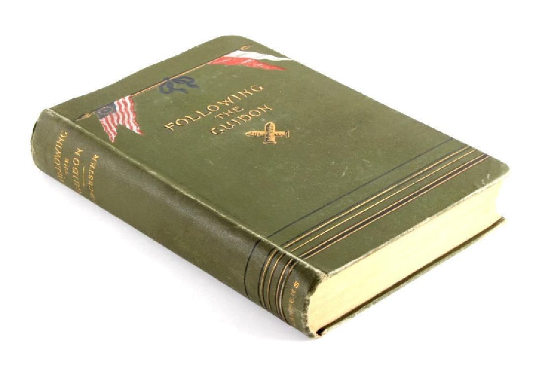 Following the Guidon 1st Ed. 1890 Elizabeth Custer
