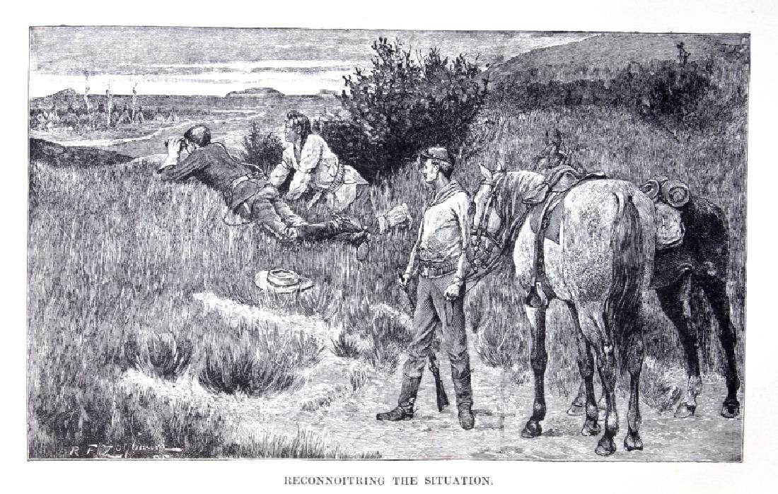 Following the Guidon 1st Ed. 1890 Elizabeth Custer - 7
