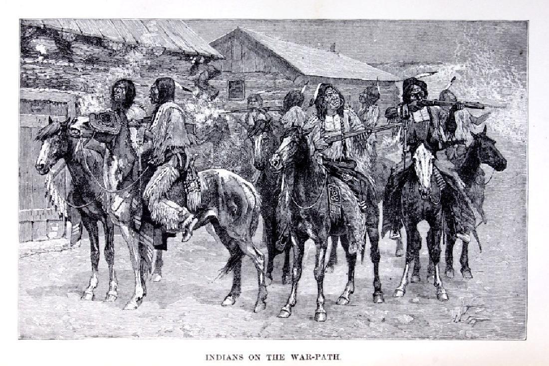 Following the Guidon 1st Ed. 1890 Elizabeth Custer - 9