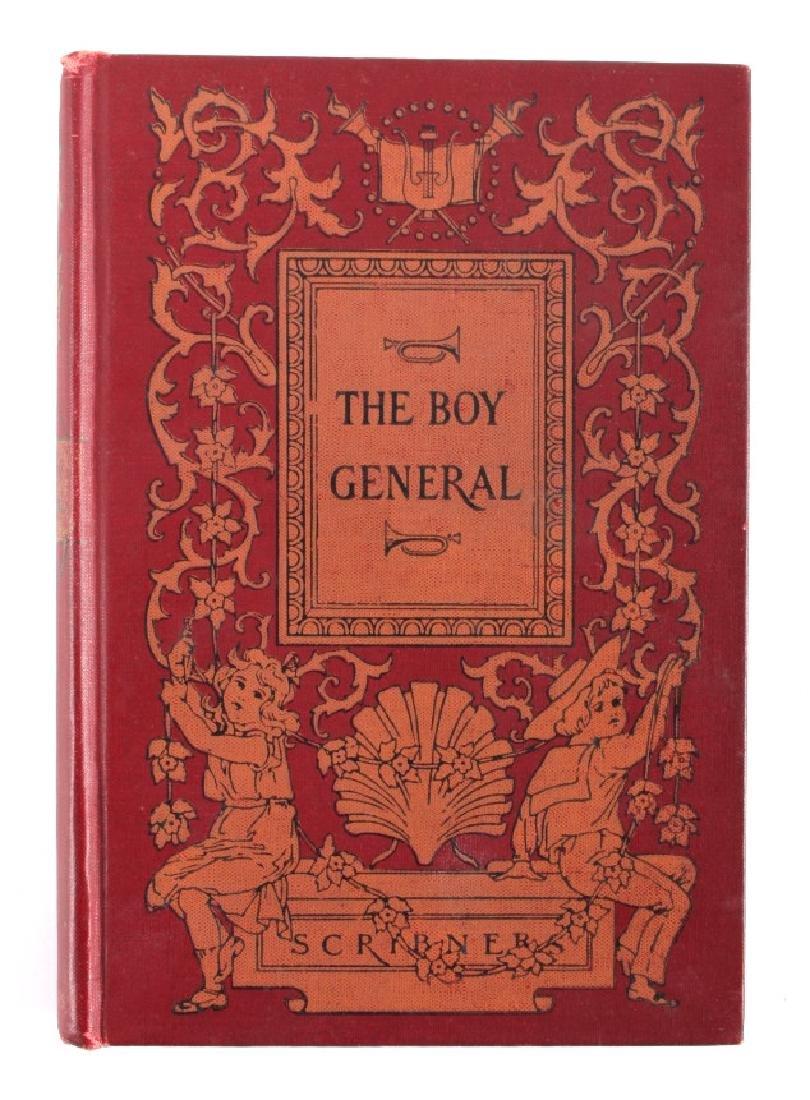 The Boy General by Elizabeth Custer 1st Ed. 1901 - 10