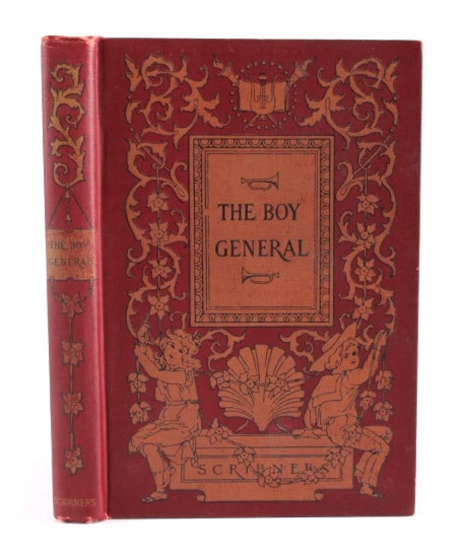 The Boy General by Elizabeth Custer 1st Ed. 1901 - 2