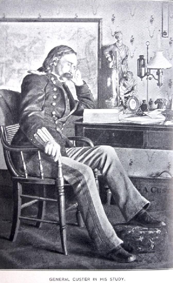 The Boy General by Elizabeth Custer 1st Ed. 1901 - 4