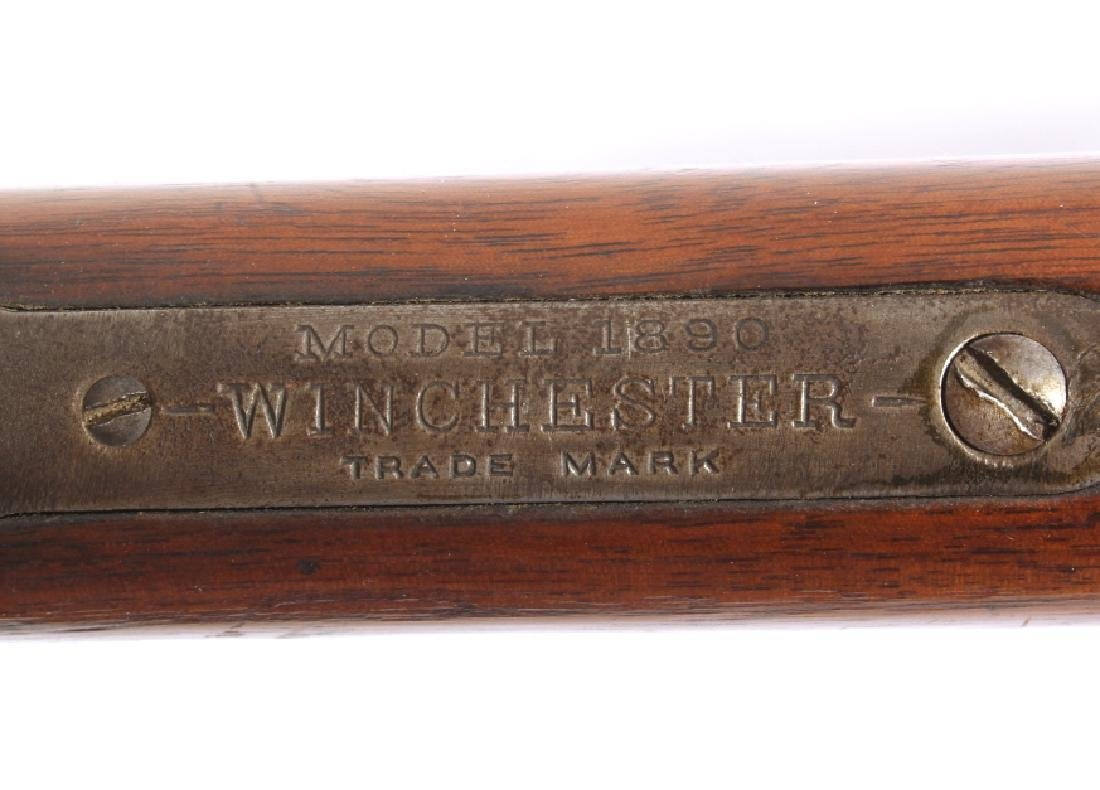 Winchester Model 1890 Pump Action 22 Rifle 1902-05 - 7