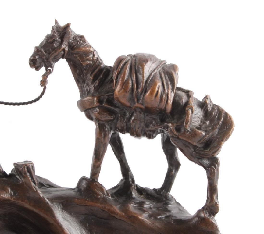 Original Harvey Rattey Bronze Sculpture - 10