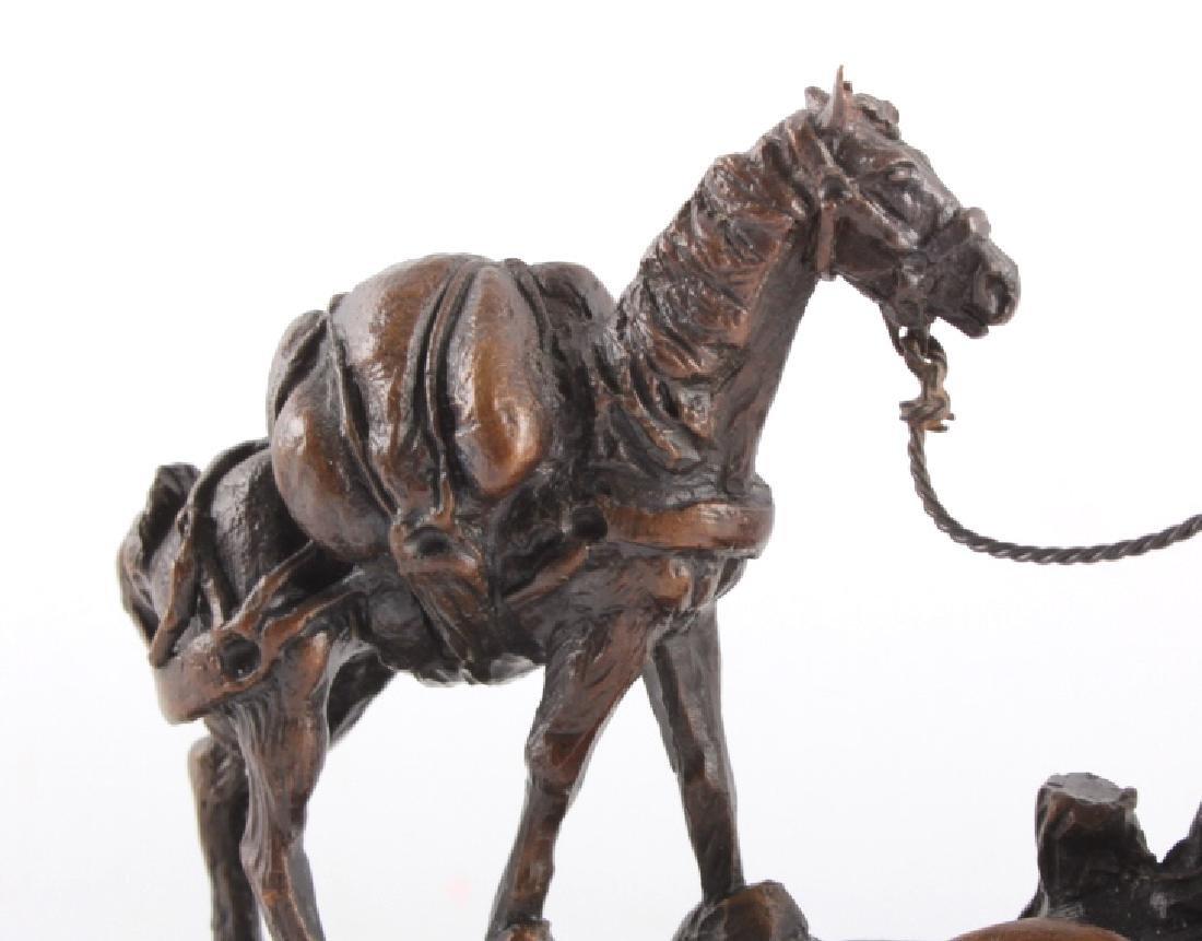 Original Harvey Rattey Bronze Sculpture - 6