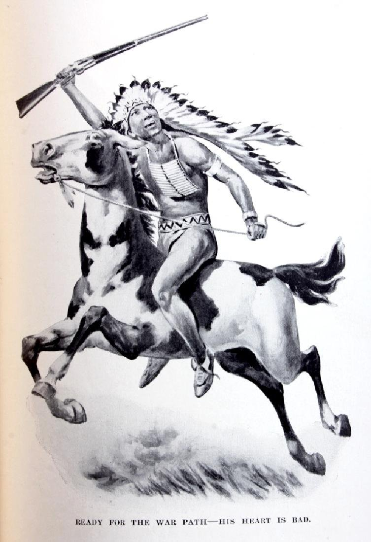 True Tales of the Plains Buffalo Bill 1st Edition - 10