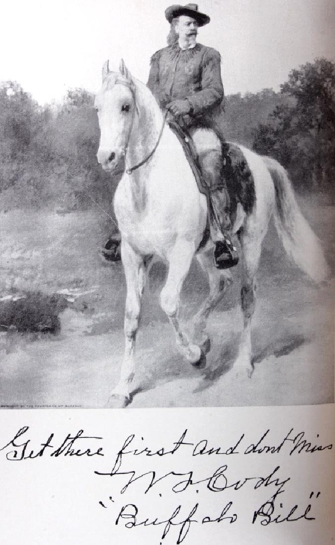 True Tales of the Plains Buffalo Bill 1st Edition - 4