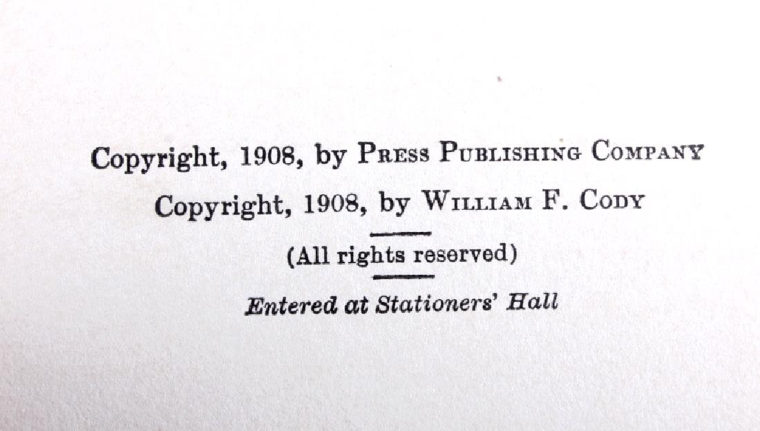 True Tales of the Plains Buffalo Bill 1st Edition - 5