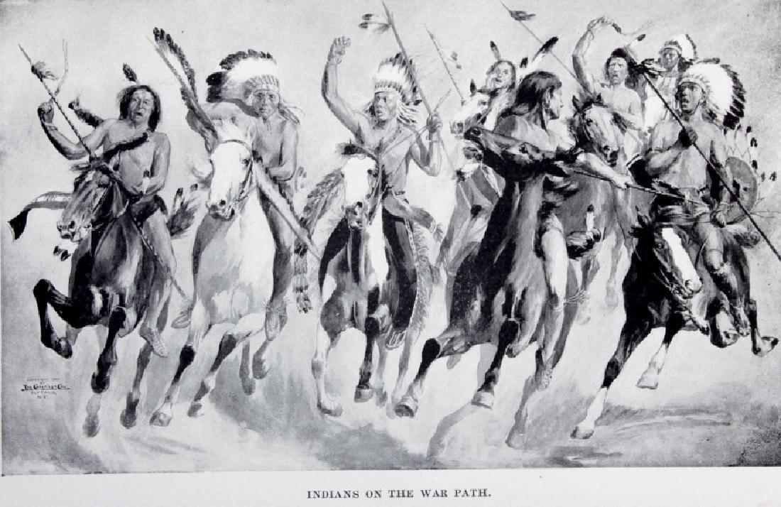 True Tales of the Plains Buffalo Bill 1st Edition - 6