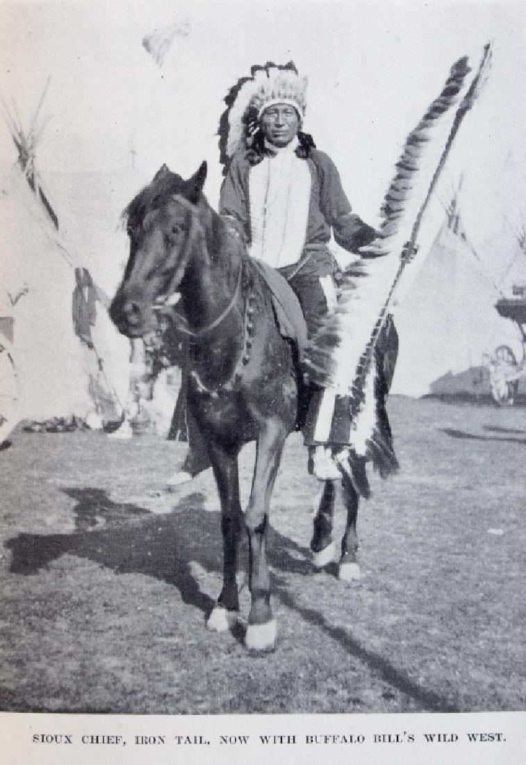 True Tales of the Plains Buffalo Bill 1st Edition - 7