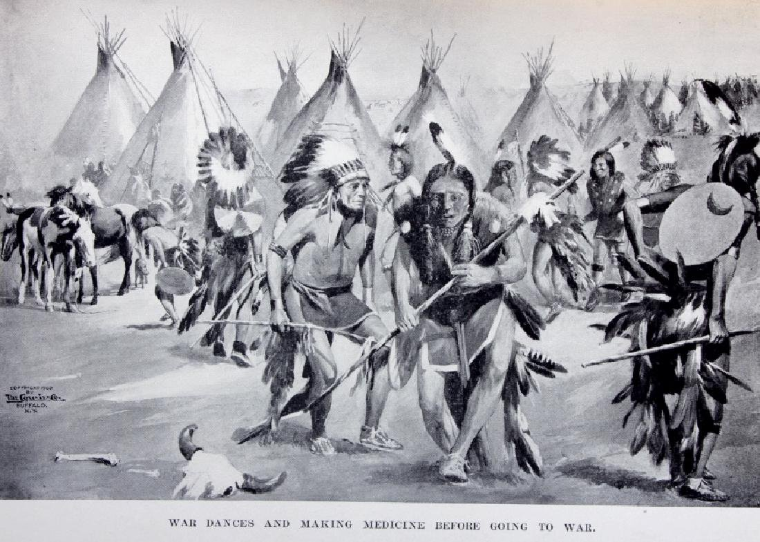 True Tales of the Plains Buffalo Bill 1st Edition - 9