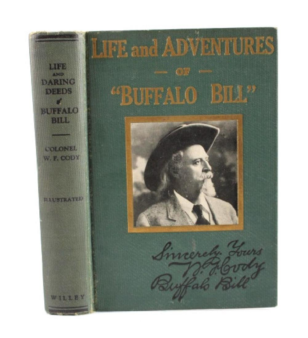 Life and Adventures of Buffalo Bill - 2