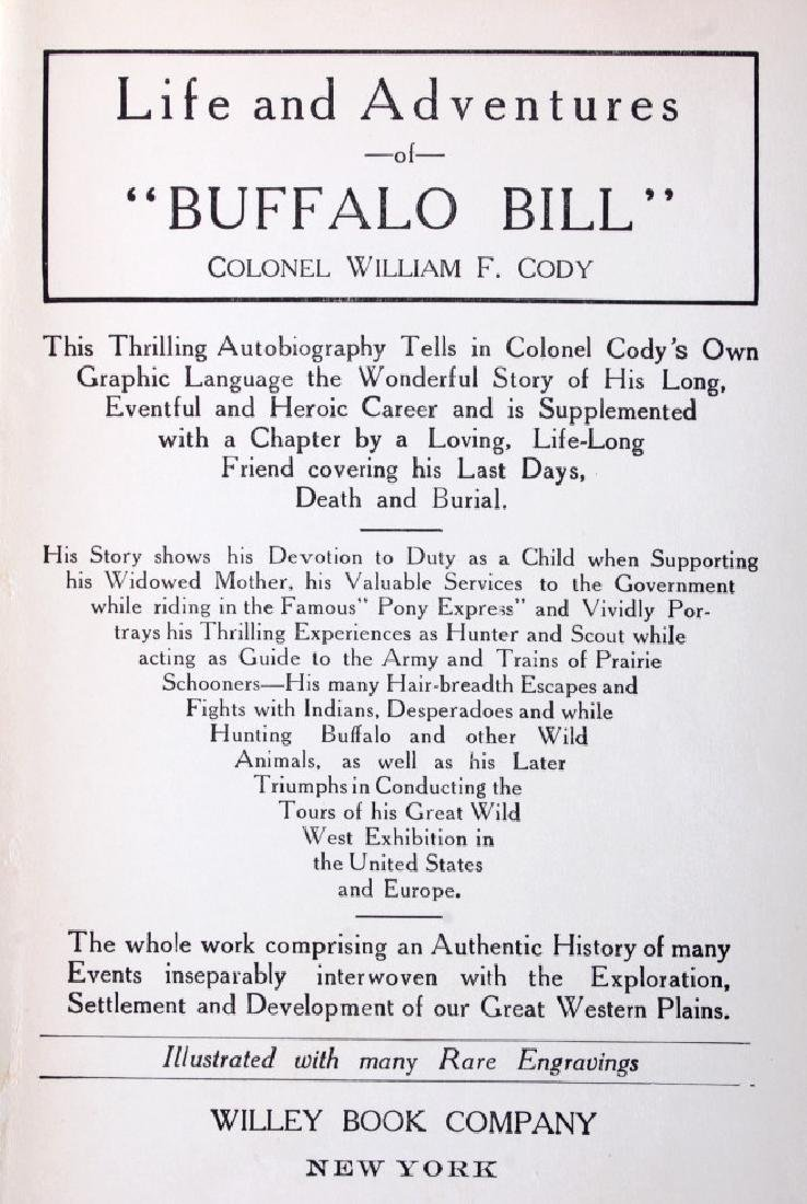 Life and Adventures of Buffalo Bill - 3