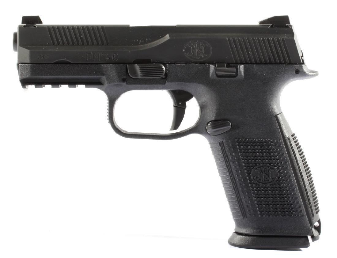 LNIB FN FNS-9 9mm Semi-Automatic Pistol - 2