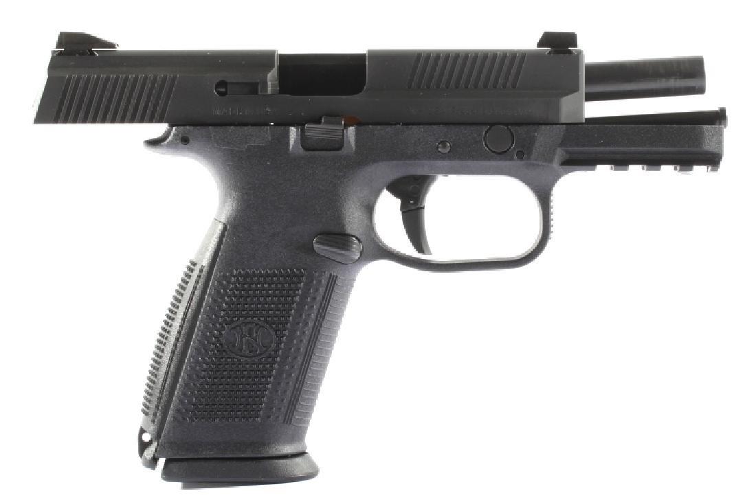 LNIB FN FNS-9 9mm Semi-Automatic Pistol - 3