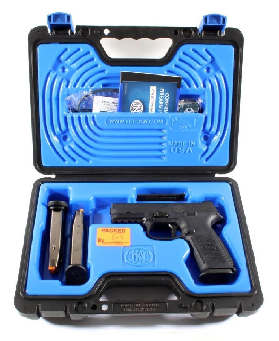 LNIB FN FNS-9 9mm Semi-Automatic Pistol - 4