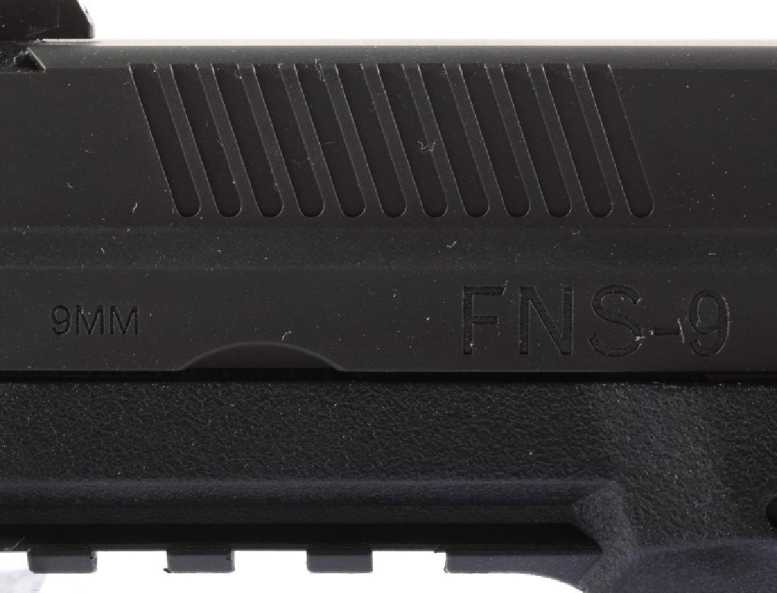 LNIB FN FNS-9 9mm Semi-Automatic Pistol - 7