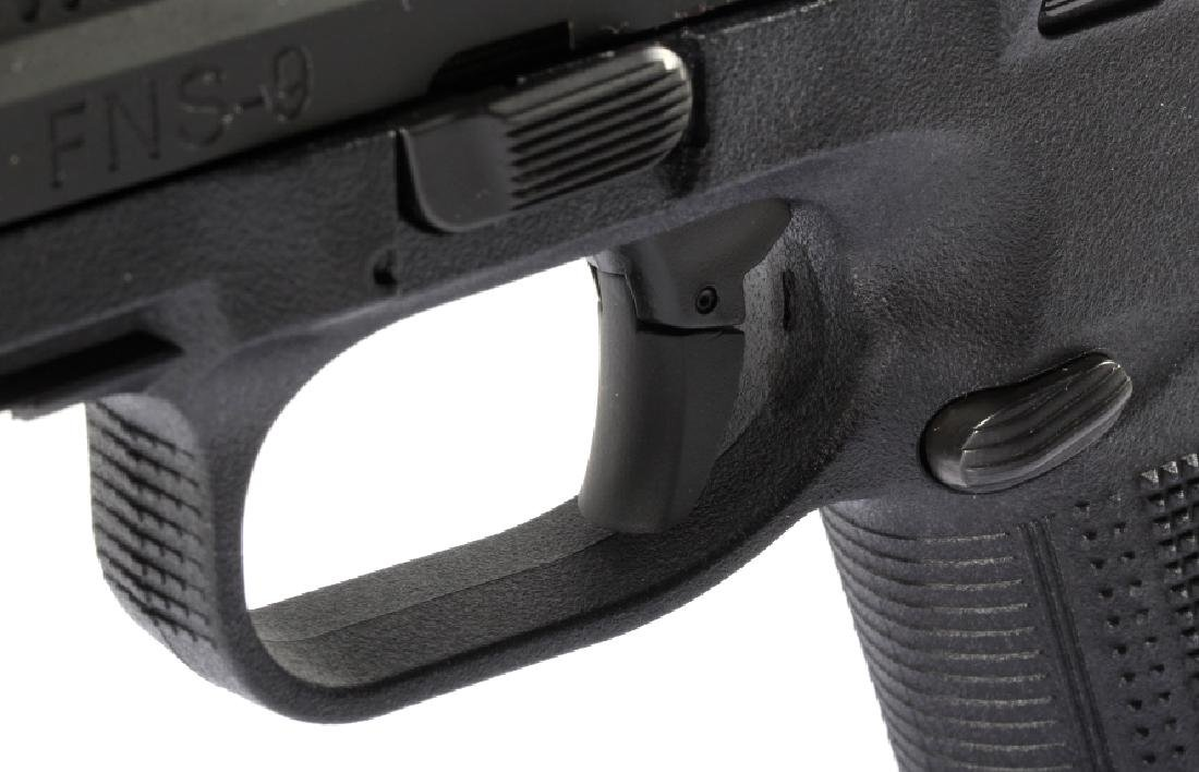 LNIB FN FNS-9 9mm Semi-Automatic Pistol - 9