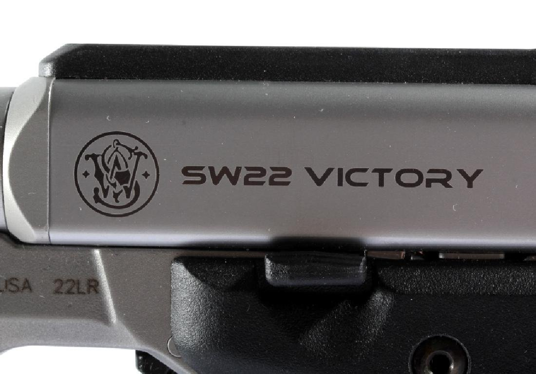 NIB Smith&Wesson SW22 Victory 22LR Target Pistol - 10