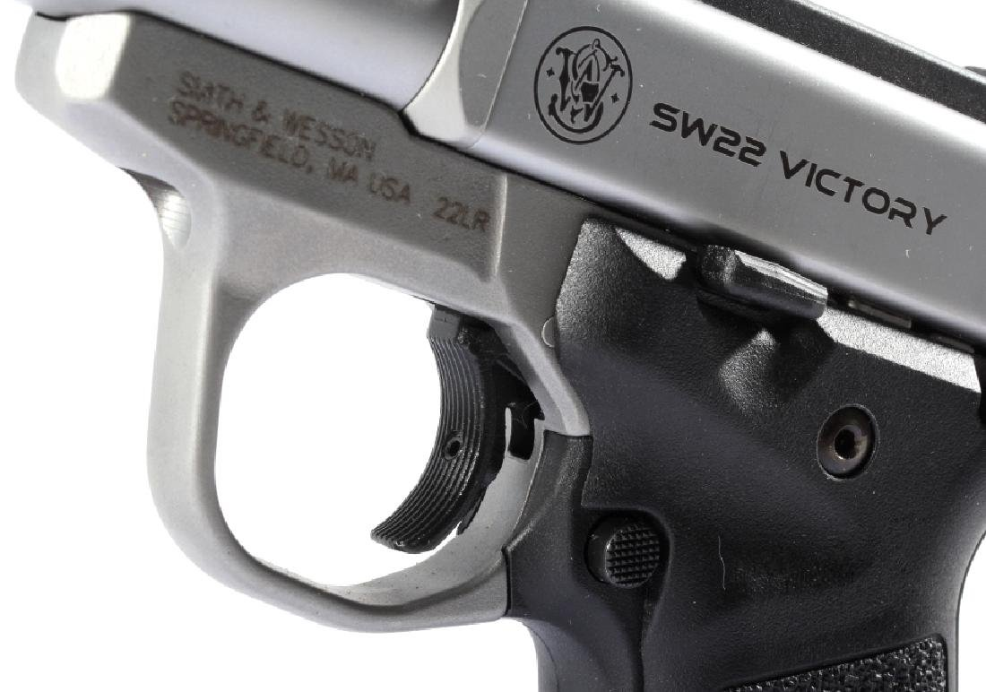 NIB Smith&Wesson SW22 Victory 22LR Target Pistol - 8