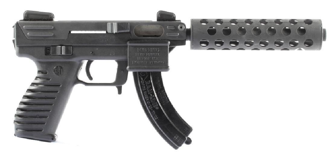 Intratec Tec-22 .22 Long Rifle Semi-Auto Pistol