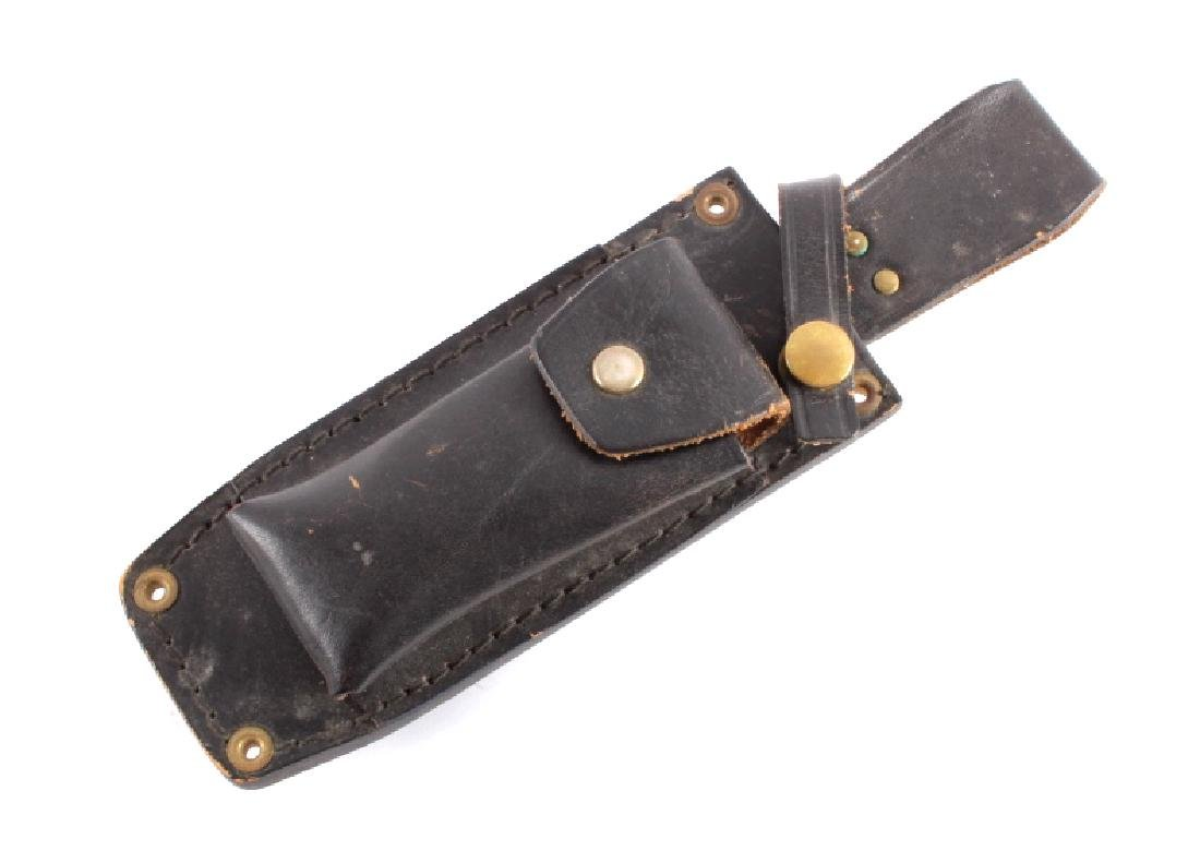 Carl Schlieper Survival Knife and Scabbard - 9