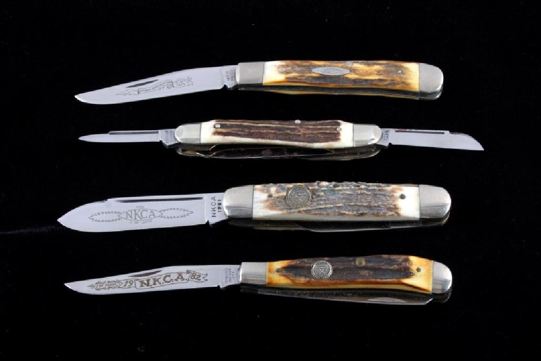 National Knife Collectors Association Knives