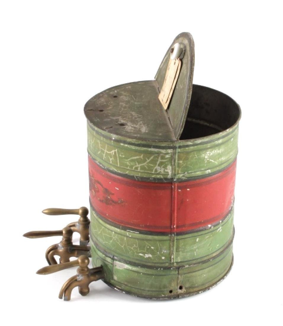 1876 Patent Model Liquid Measure Barrel - 10