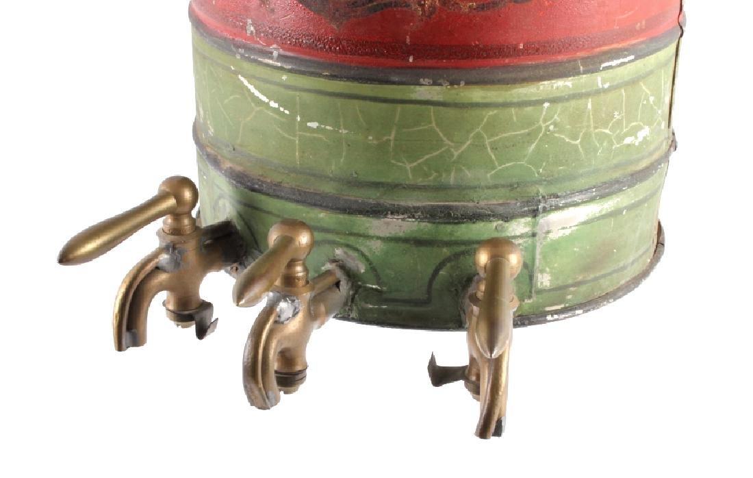 1876 Patent Model Liquid Measure Barrel - 3