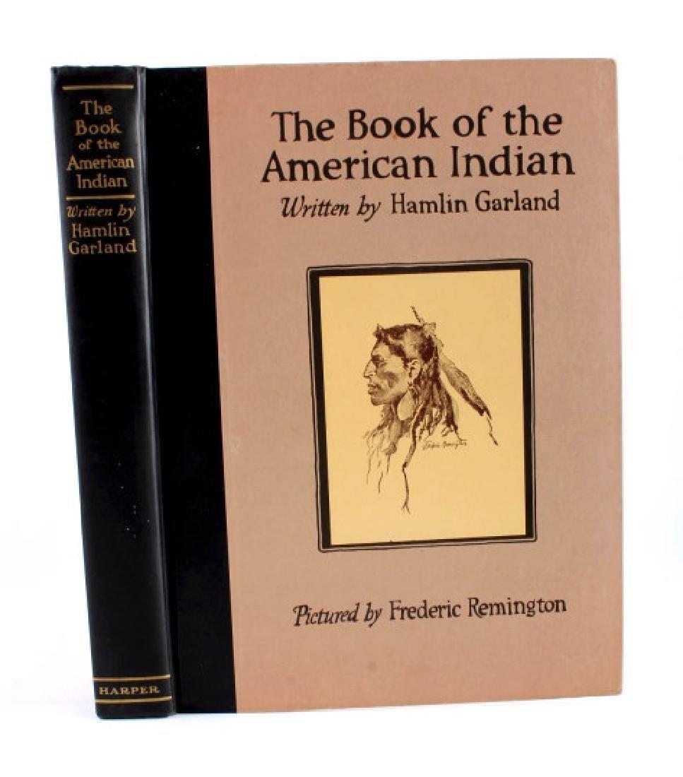 Book of the American Indian Hamlin Garland 1923 - 11