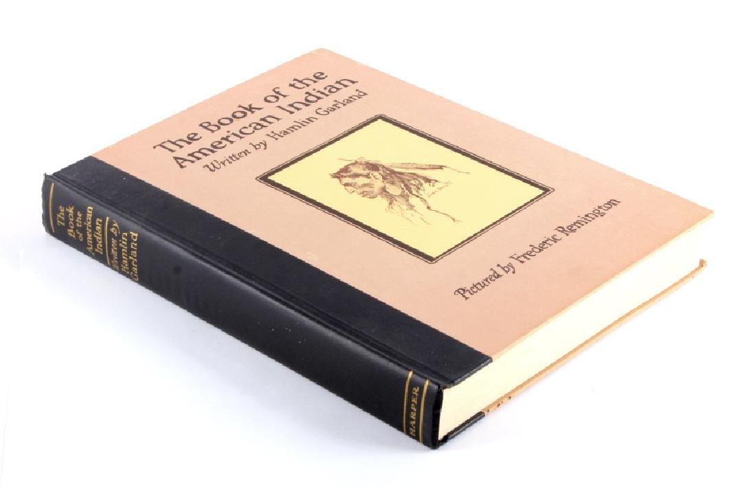 Book of the American Indian Hamlin Garland 1923