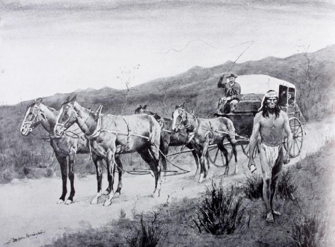 Book of the American Indian Hamlin Garland 1923 - 5