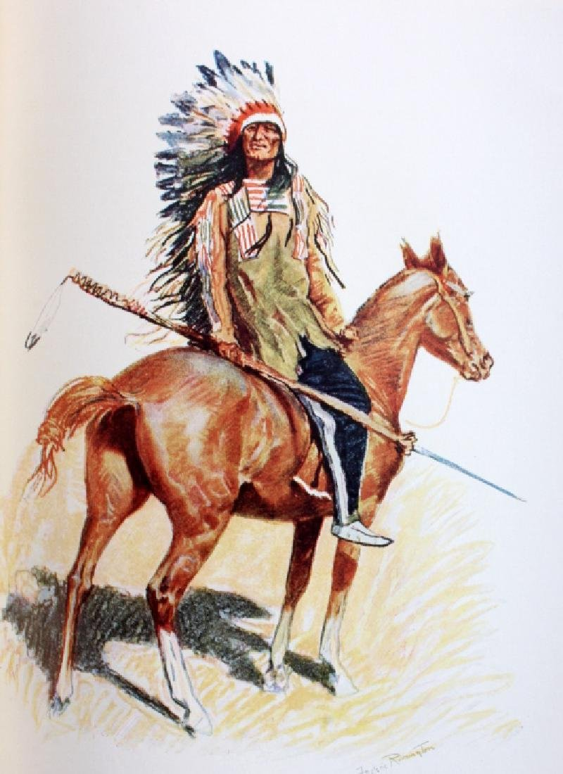 Book of the American Indian Hamlin Garland 1923 - 9