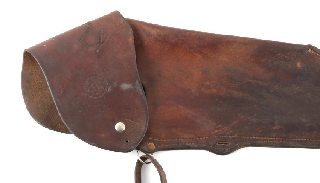 Heiser Keyston Lichtenberger Rifle Scabbard - 2