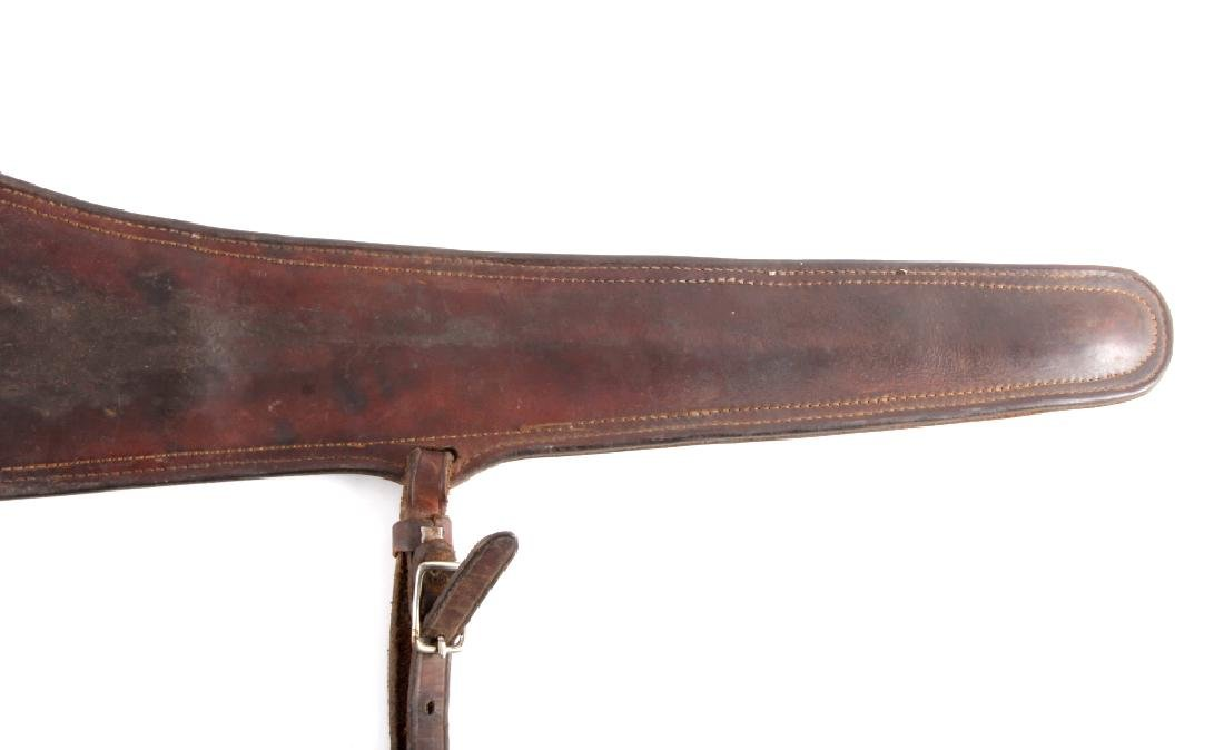 Heiser Keyston Lichtenberger Rifle Scabbard - 3