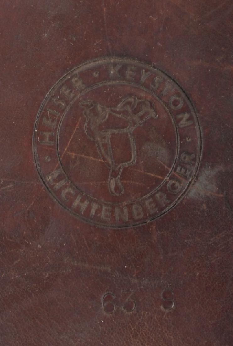 Heiser Keyston Lichtenberger Rifle Scabbard - 5
