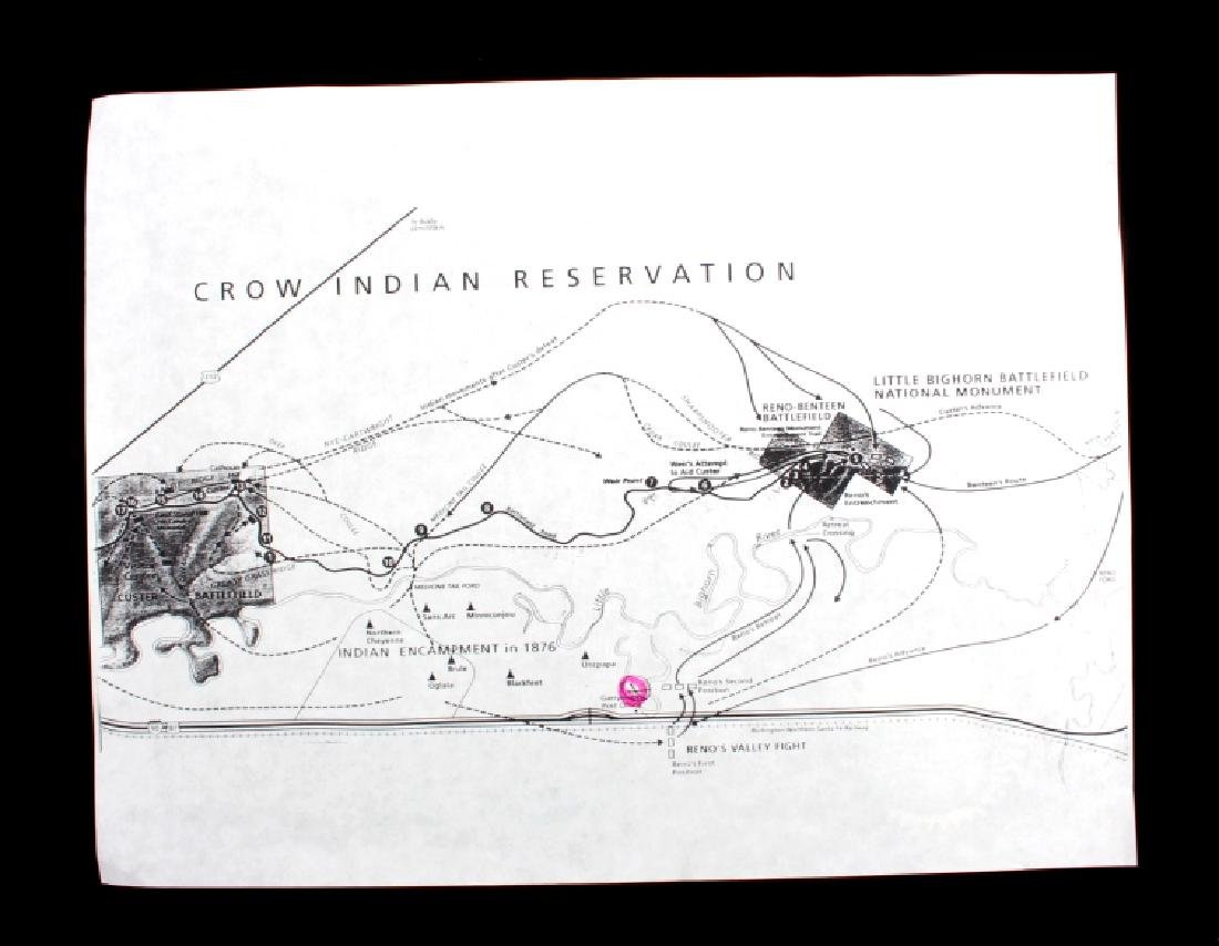 Battle of the Little Bighorn Artifacts with COA - 13