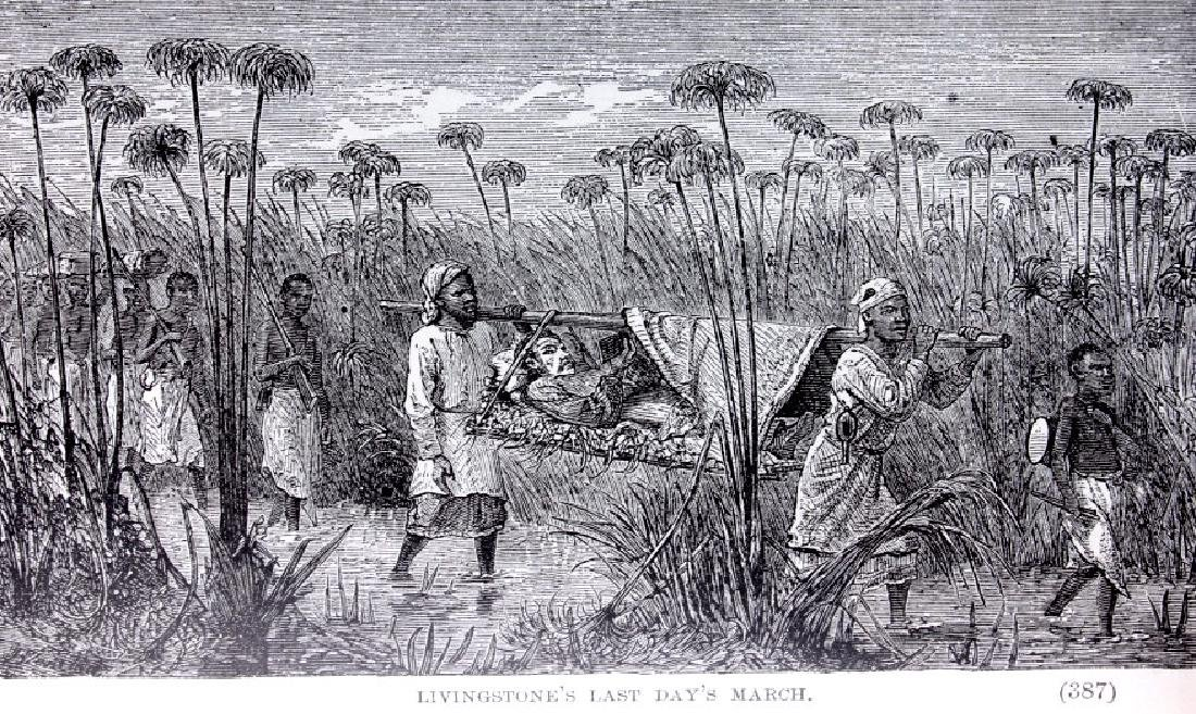 Stanley in Africa by Boyd First Edition 1889 - 11
