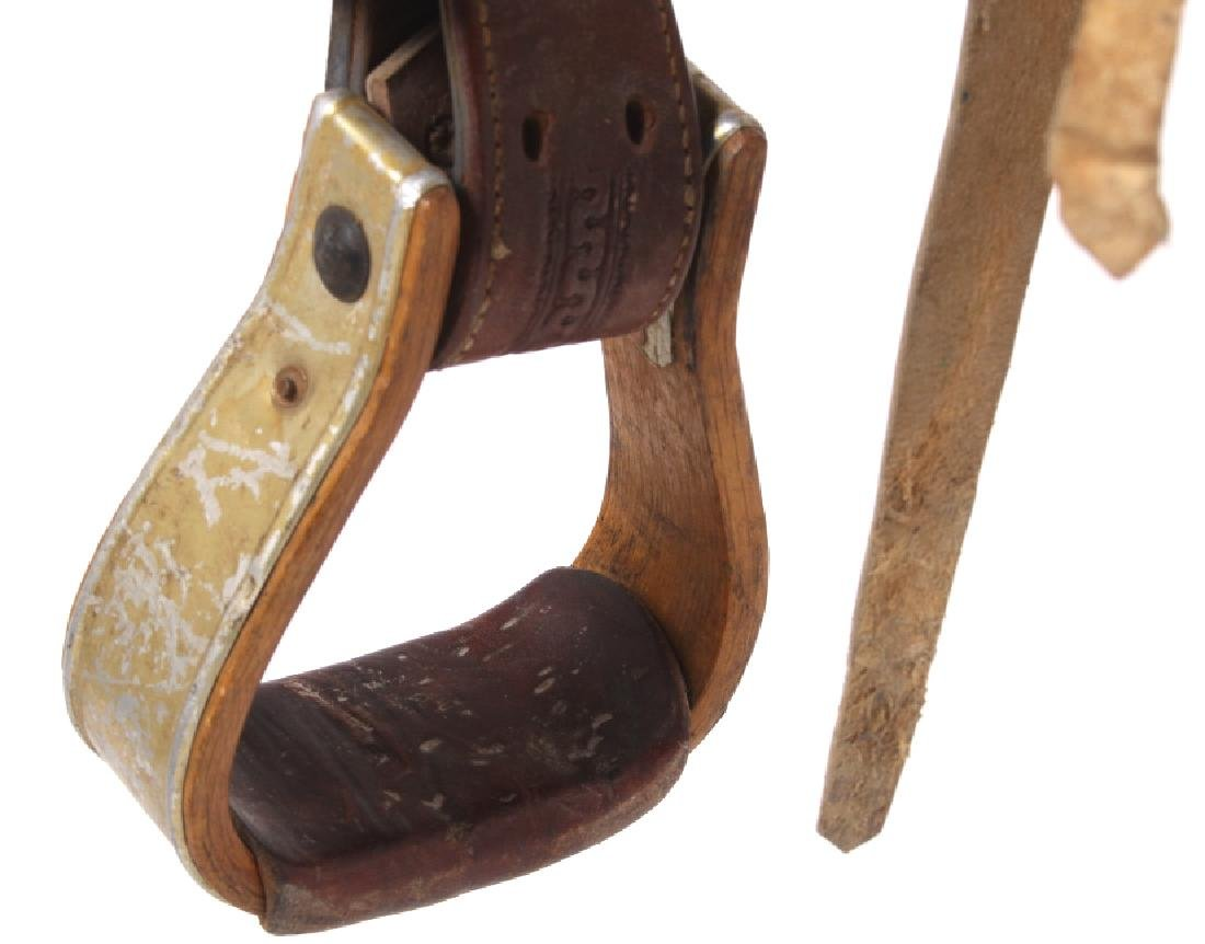 George Lawrence Hand Crafted Saddle Portland, Ore - 11