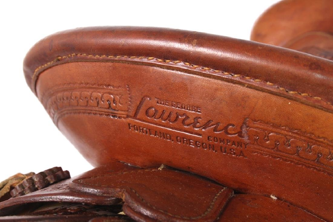 George Lawrence Hand Crafted Saddle Portland, Ore - 13
