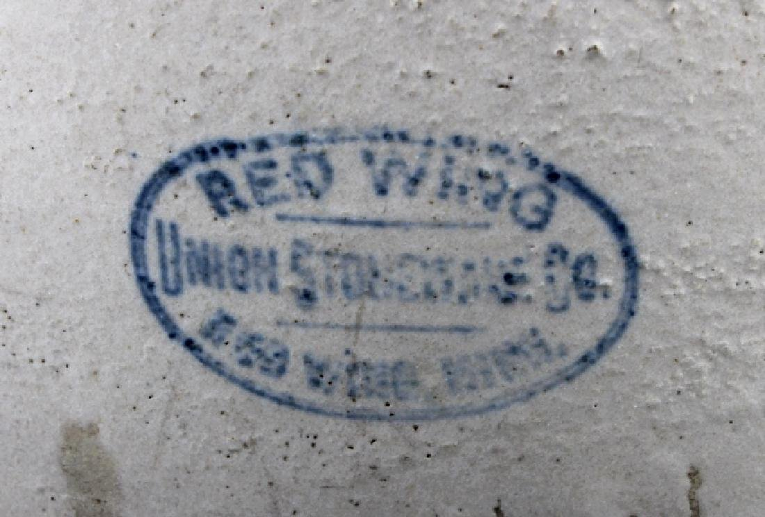 Red Wing 5 Gallon Salt Glazed Jug - 5