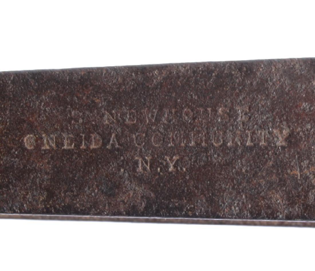 Oneida Community Newhouse No. 44 Trap c.1911-25 - 3